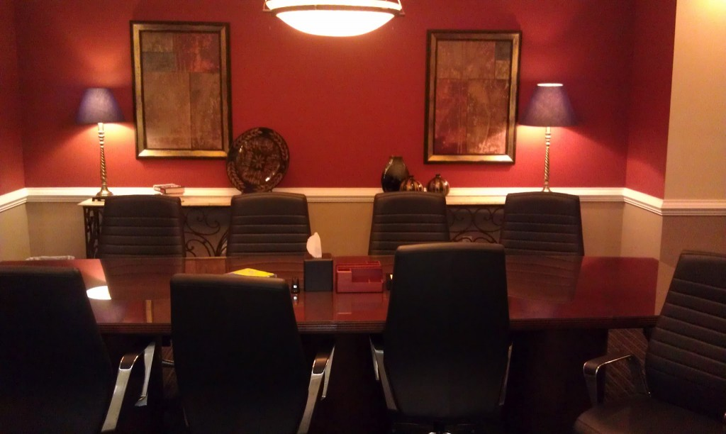 203 Second Floor Conference Room